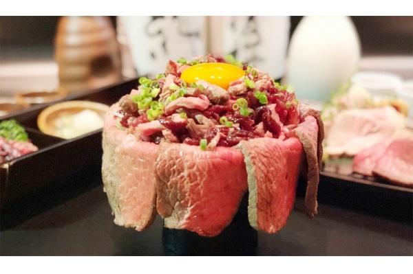【肉好き集合!!】黒毛和牛ローストビーフが楽しめる贅沢な食べ放題が登場!