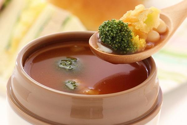 冬のランチにぴったり!スープジャーで燃焼系ダイエット弁当