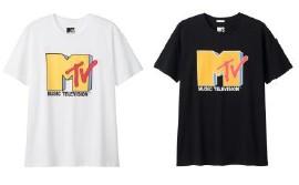 ジーユーとMTVの初のコラボレーションアイテムが登場!